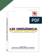 Lei Organica Atualizada PDF