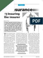 Re-insurance