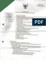 Dokumen Notulensi Rapat KSSK Soal Century