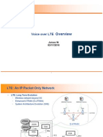 Voice Over Lte General Overview