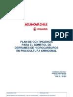Anexo N 9 Plan de cia Derrames de Hidrocarburos Chinconal