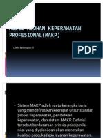 Model Asuhan MAKP