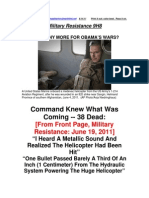Military Resistance 9H8 They Knew It Was Coming[1]