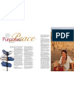 purpose and peace