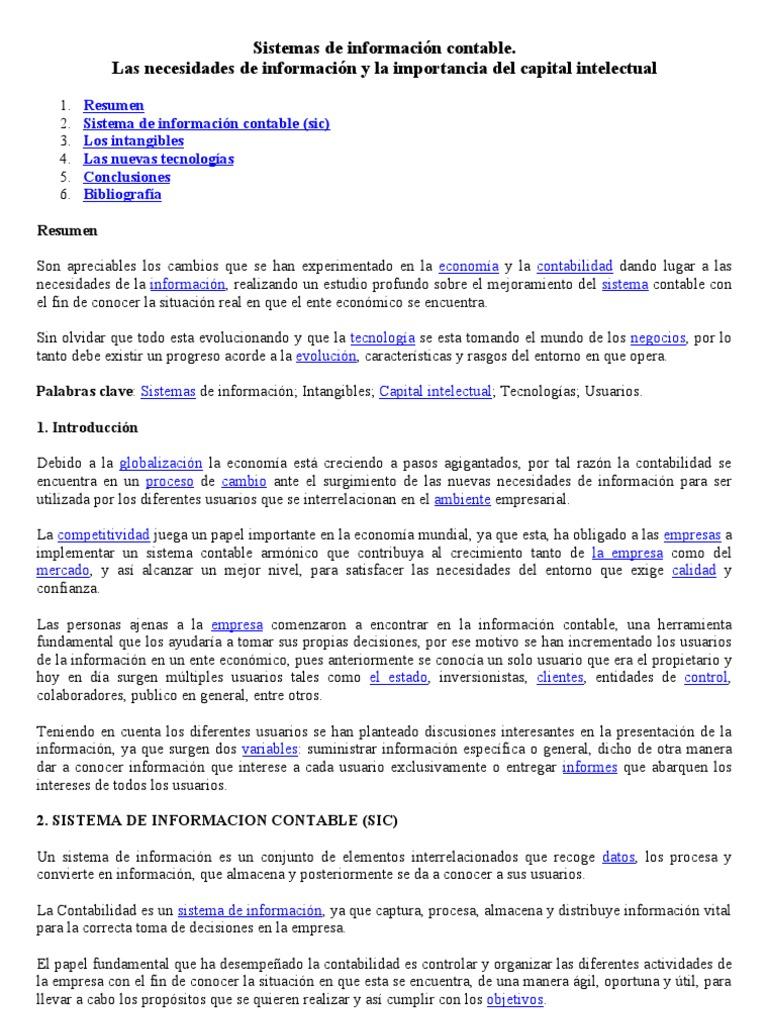 Único Resumen De Contabilidad Objetivo Nivel De Entrada Festooning ...