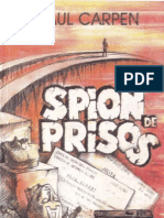 Spion de Prisos- Paul Carpen