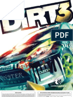 Dirt3 Manual PS3 UK
