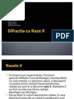 Difractia Cu Raze X