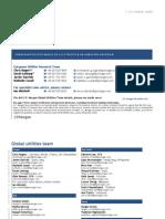 Jpmorgan Electricitygasindustryoverview