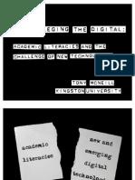 Deprivileging the Digital