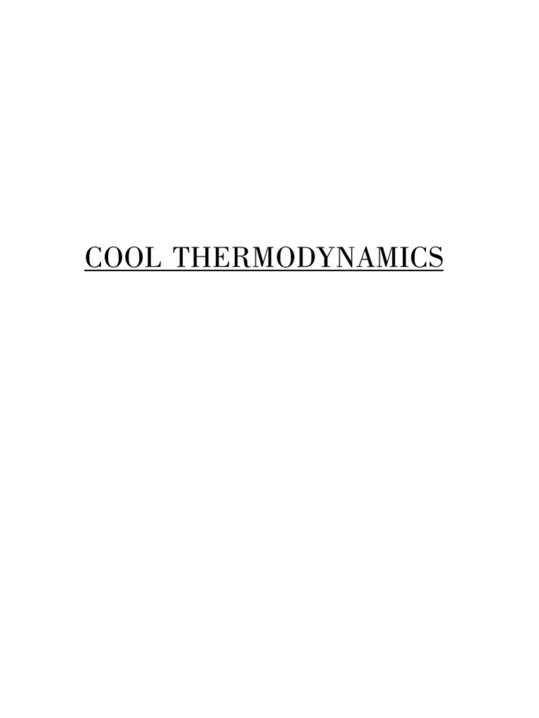 Cool thermodynamics heat heat exchanger fandeluxe Choice Image