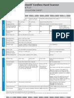 CHS Series 7 Spec Sheet