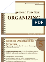 Module7 - Organizing