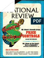 Alan Reynolds on Price Controls 1971 Cover
