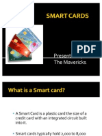 presentation on smart card