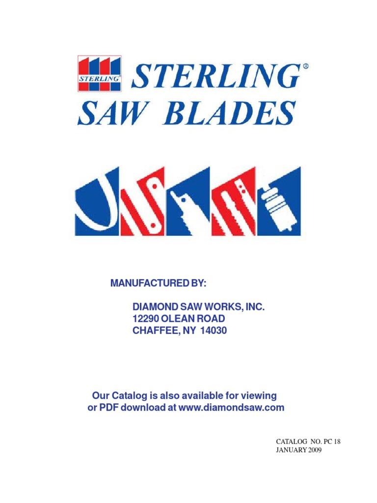 """13/'-10/"""" 166/"""" x 1/"""" x .035/"""" x 4//6H Band Saw Blade M42 Bi-metal 1 Pcs"""