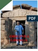 Originea Gherga