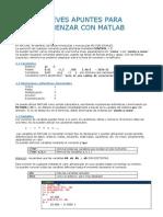 Breves Apuntes Matlab5
