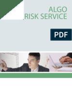Algorithmics Algo BR00708 RiskServiceOView