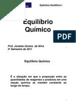 Equilíbrio Químico_slides