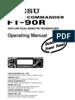 Ft90r Manual