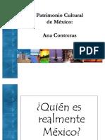Patrimonio Cultural de Mexico