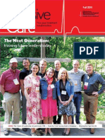 Intensive Care Newsletter Fall 2011