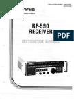 Rf590 Instruction and Maint Manual