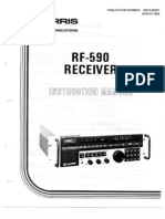 Rf590 Instruction and Maint Manual