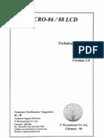 8086 Kit Ref Manual