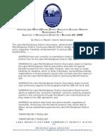 LMUDA Hardship Reimbursement Policy