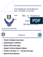 Traffic and Collision Avoidance System (TCAS) Tutorial