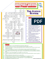 Crime and Punishment _ the Justice System