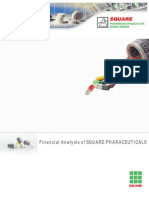 Financial Profile Analysis of Square Pharmaceuticals Limited Bangladesh