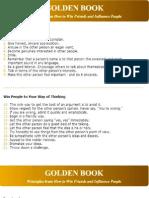 Golden Book - Dale Carnegie