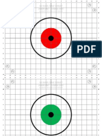 50 Yard Aimpoint Zero Targets