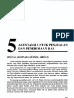 Bab5-Akuntansi Untuk Penjualan Dan Penerimaan Kas