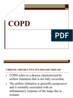 COPD and Cardio