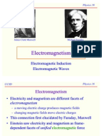 18 Electromagnetism