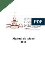 Manual Do Aluno - 2011