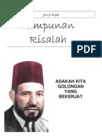 Adakah Kita Golongan Yang Bekerja - Hassan Al-Banna - (Himpunan Risalah - Majmuah Rasail)