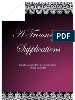 A Treasury of Supplications