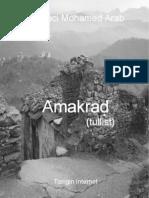 Amakrad (tullist)  n Aït Kaci Mohamed Arab