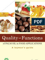 Quality and Functions of Palm Oil - MPOC