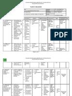 Plan de Evaluacion MOD I SUB II