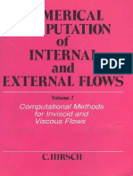 Vol - 02 _ Numerical Computation of Internal and External Flows