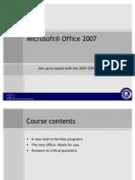 MS Office 2007_my Version