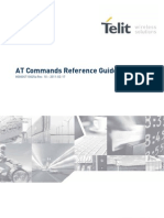Telit at Commands Reference Guide