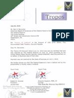 4 Bernanke Notice of Default July 2010