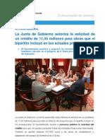 29-07-11 Actividad Municipal_junta de Gobierno Local